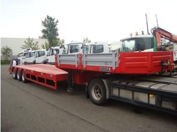 OZGUL 75 Ton 3 Axle (New) - gjysmërimorkio me plan ngarkimi të ulët