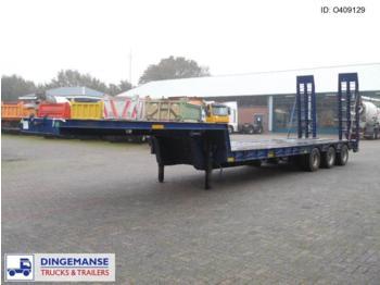 Trayl-ona 3-axle lowbed trailer 62000 KG - gjysmërimorkio me plan ngarkimi të ulët