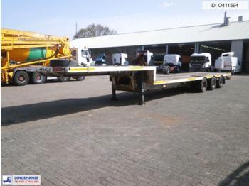 Traylona 3-axle semi-lowbed trailer 57000kg - gjysmërimorkio me plan ngarkimi të ulët