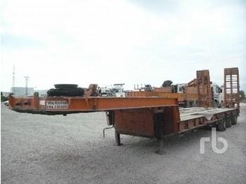 Traylona PF120-75G2X136 - gjysmërimorkio me plan ngarkimi të ulët