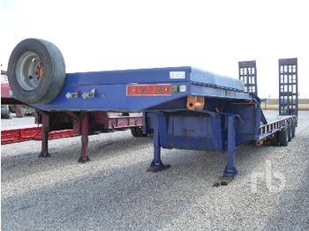 Traylona PF160M-D 34 Ton Tri/A - gjysmërimorkio me plan ngarkimi të ulët