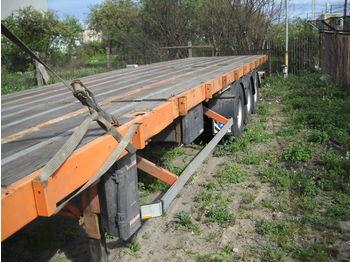 Inne ASCA sliding platform - rozsuwana platforma - gjysmërimorkio me platformë