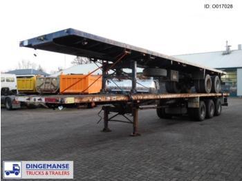 Traylona 2-axle Platform trailer / 50000KG - gjysmërimorkio me platformë