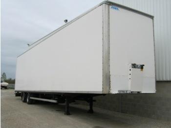 ASCA S217D1  - gjysmërimorkio me vagonetë të mbyllur