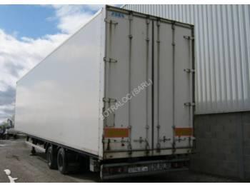 Asca Two-leaf door S217D1 - gjysmërimorkio me vagonetë të mbyllur
