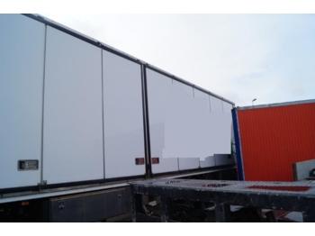 ESVE Semitrailer - gjysmërimorkio me vagonetë të mbyllur