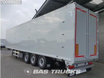 Gjysmërimorkio me vagonetë të mbyllur Knapen K100 92m3 6mm Floor *New Unused* 3 axles: foto 1