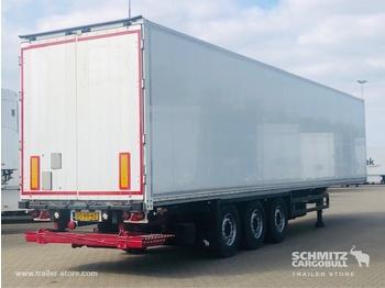 Schmitz Cargobull Dryfreight Standard Double deck Taillift - gjysmërimorkio me vagonetë të mbyllur
