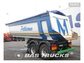 Minerva 29m³ S47 Pellicano - gjysmërimorkio vetëshkarkuese