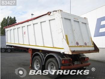 Minerva 29m³ SteelSuspension Bisonte-S56/2ATPB - gjysmërimorkio vetëshkarkuese