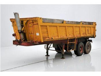 Robuste Kaiser 22 m³ in Steel - gjysmërimorkio vetëshkarkuese