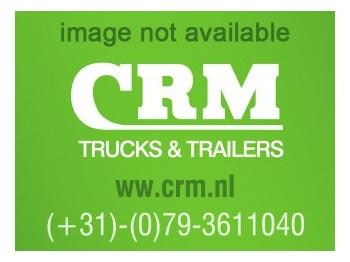 ASCA CONTAINER CHASSIS KIPPER - transportjer kontejnerësh/ gjysmërimorkio me karroceri të çmontueshme