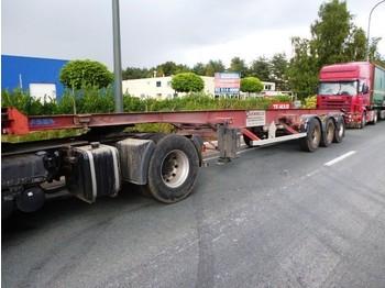 ASCA S322D13  - transportjer kontejnerësh/ gjysmërimorkio me karroceri të çmontueshme