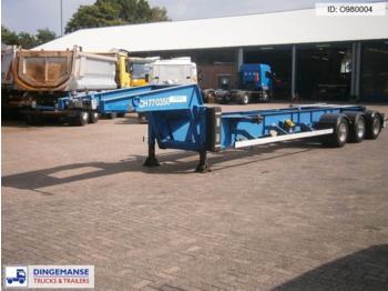 Asca  - transportjer kontejnerësh/ gjysmërimorkio me karroceri të çmontueshme