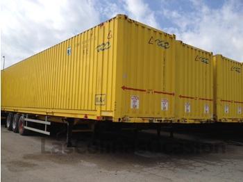 GUILLEN D 20 93 - transportjer kontejnerësh/ gjysmërimorkio me karroceri të çmontueshme