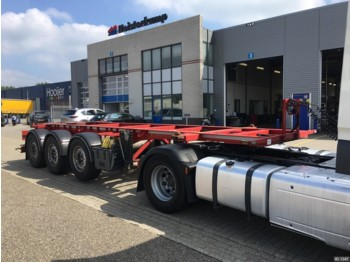 klaeser CSA 20 - transportjer kontejnerësh/ gjysmërimorkio me karroceri të çmontueshme