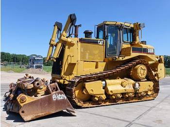 CAT D8R LRC Good working condition  - buldožer
