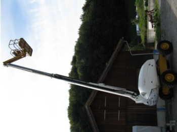 Teleskopska dvižna ploščad Haulotte H 16 TPX 4x4 AWD 16 Meter: slika 1