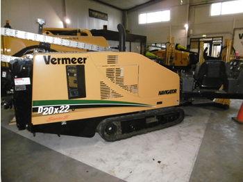 Usmerjevalni vrtalni stroj VERMEER D20x22 Series II
