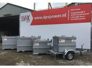 Građevinska oprema New Diesel Fuel Tank 1.600 Liter - DPX-31022B