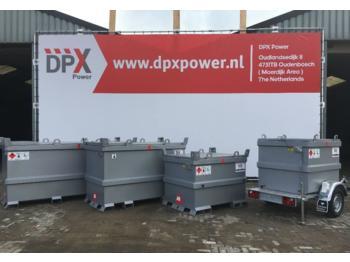 Građevinska oprema New Diesel Fuel Tank 2.400 Liter - DPX-31023B