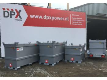 Građevinska oprema New Diesel Fuel Tank 600 Liter - DPX-31019