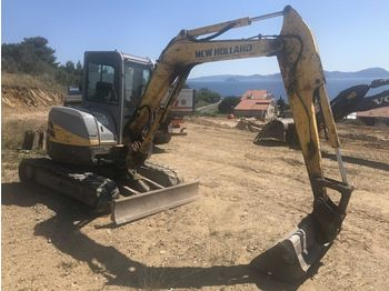 NEW HOLLAND KOBELCO 50.2 5R - mini bager