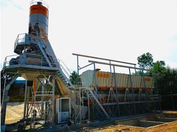 FABO FABOMIX COMPACT-110 NEW GENERATION CONCRETE PLANT - бетонски објект