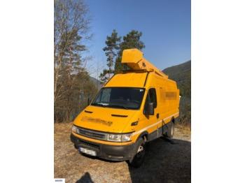Iveco 50C17 HPT - дигачка платформа