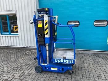 UpRight UL25, Eenpersoons hoogwerker, 9,5 meter - дигачка платформа
