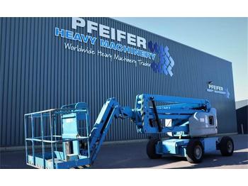 Дигачка зглобна платформа Genie Z45/25JDC Bi-Energy, 4x2, Jib, 16m Working Height