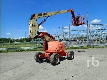 JLG 600AJ 4x4 Articulated - дигачка зглобна платформа