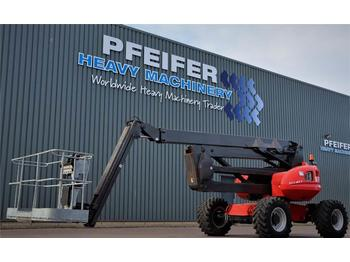 Manitou 200ATJ Diesel, 4x4x4 Drive, 20.3m Working Height,  - дигачка зглобна платформа