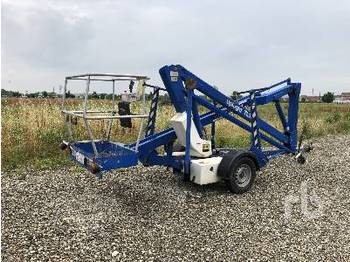 UPRIGHT TL33 Electric Tow Behind Articulated - дигачка зглобна платформа
