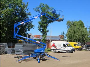 Дигачка зглобна платформа UPRIGHT TL 37
