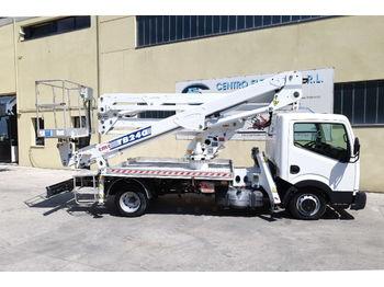 CMC TB 240 Nissan - камион со подигачка кошница