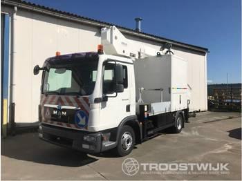 MAN TGL 12.180 - камион со подигачка кошница