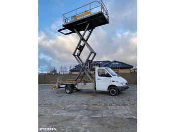 MERCEDES-BENZ SPRINTER 413 cdi - камион со подигачка кошница