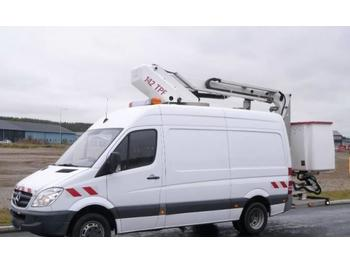 Mercedes-Benz Sprinter France elevateur 142 tpf 14 mts 519 CDI  - камион со подигачка кошница