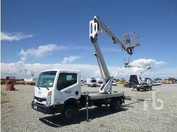 NISSAN CABSTAR 35.11 w/2008 Multitel Pagliero MX170 - камион со подигачка кошница