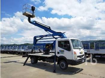 NISSAN CABSTAR 35.11 w/Socage DA20 - камион со подигачка кошница