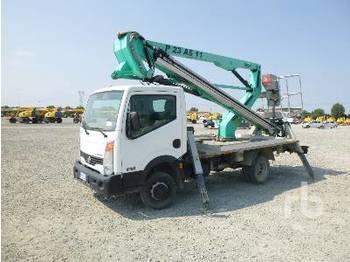NISSAN CABSTAR 35.12 w/2013 Imer P23AS11 - камион со подигачка кошница