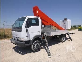 NISSAN CABSTAR 4x2 w/Oil&Steel Scorpion 2312XL - камион со подигачка кошница