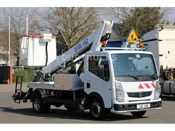 RENAULT MAXITY - камион со подигачка кошница