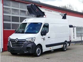 Renault Master 145 Arbeitsbühne KLUBB K38P 14m EU6d NEU!  - камион со подигачка кошница