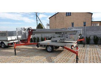 Teupen TL15 - камион со подигачка кошница