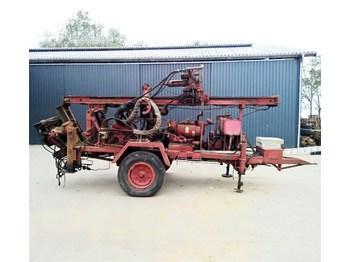 Nordmeyer DSB 1.29 Drilling rig - машина за бушење