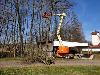 JLG 510 AJ Teleskopgelenkarbeitsbühne - телескопска платформа