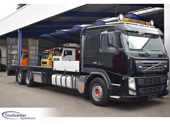 Volvo FM 450 Euro 5, 6x2, Truckcenter Apeldoorn - автовоз