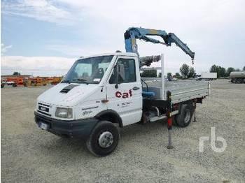 IVECO DAILY 59.12 4x2 - бортовой грузовик